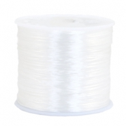 0.5mm Elastic Transparant white
