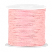 DIY beading thread Rose peach