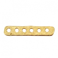 DQ metal findings spacer/connector Gold (nickel free)