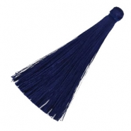 Tassels 6.5 cm Midnight blue