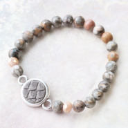 NEW Check out all Natural stone beads here