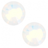 Swarovski Elements SS20 flat back stone (4.7mm) White opal