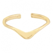 "Must-have rings ""v""shape Gold"