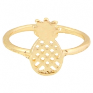 Must-have rings pineapple Gold