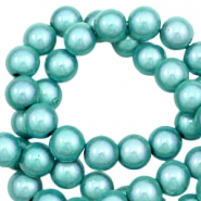 Miracle 3D beads 4mm Angel Blue