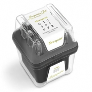 ImpressArt Newsprint number stamps set 3mm Premium Black