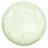 35 mm classic Polaris Elements cabochon Mosso shiny Relaxing Green