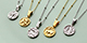 Must-have! New brass TQ horoscope charms