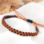 Learn new macramé techniques yourself with new macramé bead cord