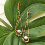 On to spring! : jewellery with freshwater pearls