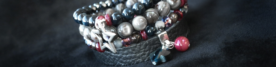 New versatile shell beads for winter and spring