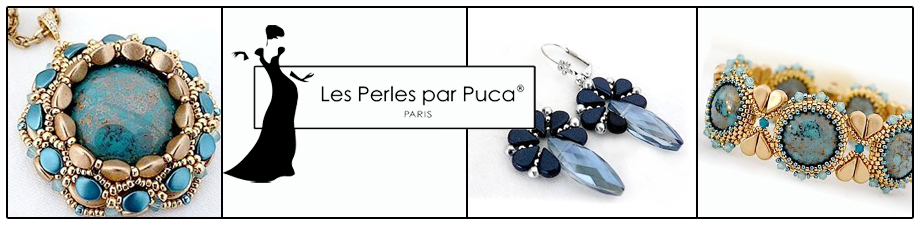 Now available! Les Perles par Puca® – Paris beads