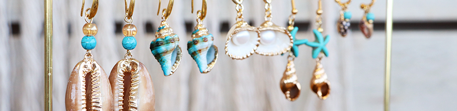 SHOP NOW: trendy shell charms